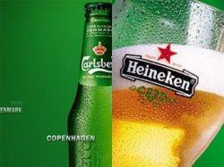 """Carlsberg и Heineken затеяли поглощение владельца \""""Балтики\"""""""