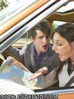 Выяснено, что автомобилистов и пассажиров раздражает друг в друге