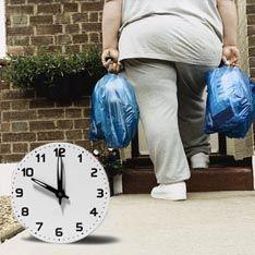Ожирение отнимает шестую часть жизни