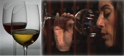 Интересные винные бокалы для гурманов (видео)