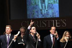 В Москве пройдет выставка Christie\'s