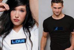 LEDrussia представила футболки со встроенным LED-дисплеем
