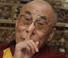 Далай-ламе вручена высшая награда Конгресса США