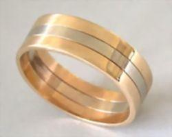 Обручальные кольца, сделанные вашими руками