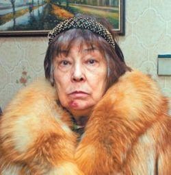 Легендарная актриса Татьяна Самойлова пыталась покончить с собой