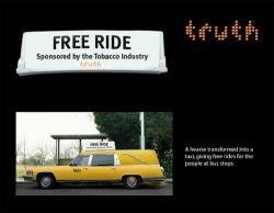 Бесплатное такси-катафалк для курильщиков во Флориде