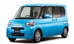 Компания Daihatsu представит новые версии моделей Tanto и Tanto Custom