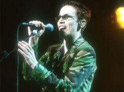 Энни Леннокс прервала концерт из-за человека в противогазе