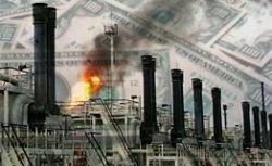 Нефть впервые в истории преодолела отметку в $90