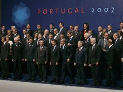 Лидеры ЕС одобрили новый конституционный договор