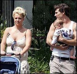 Суд запретил Бритни Спирс навещать детей