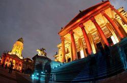 Фестиваль Света в Берлине (фото)