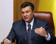 Янукович может сформировать теневой кабинет министров на Украине