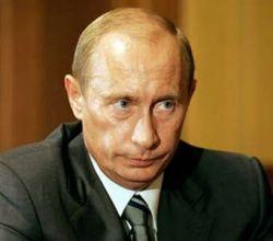 Владимир Путин не ответил на вопрос о своей зарплате