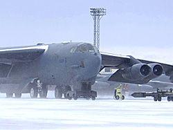 """B-52H намерены посетить российскую авиабазу """"Энгельс"""""""