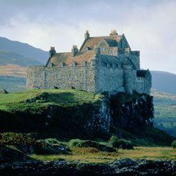 Российские туристы с размахом отдыхают в Шотландии