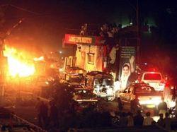 Теракт против Бхутто организован «Аль-Каидой» и «Талибаном»