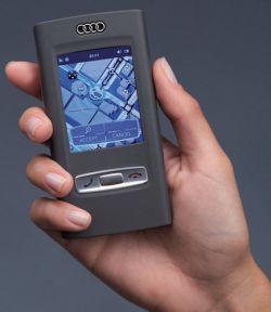 """Многофункциональный мобильный телефон  \""""Audi mobile device\"""""""