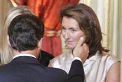 Сесилия Саркози рассказала о причинах развода