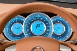 Гламурный концепт от Nissan - Intima (фото)
