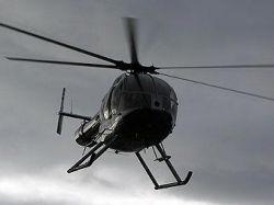 На Кузбассе разбился вертолет MD-600