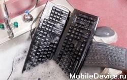 Антибактериальные мышь и клавиатура Silver Seal от Seal Shields