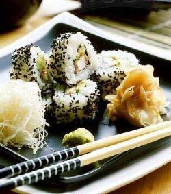 В суши могут находиться паразиты