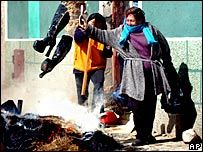 Проститутки Боливии устроят марш протеста