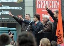 Нравственная альтернатива власти. Итоги поездки Владимира Буковского в Москву