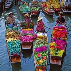 В Таиланде развивают провинциальный туризм