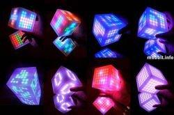 Fentix Cube – сенсорный куб с множеством игр (видео)