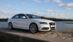 Начинка Audi A4 ошеломит покупателей