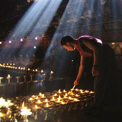 Тибет переживает туристический бум