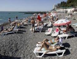 Туристов перестанут пускать в Сочи – они мешают строительству