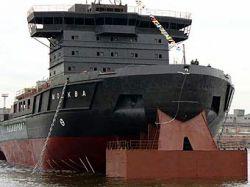 В Санкт-Петербурге испытывают новый ледокол