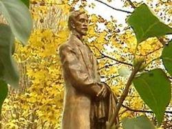 В Москве открыт памятник писателю Ивану Бунину