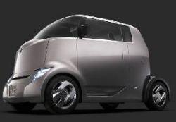 Автомобиль-коробочка Toyota Hi-CT