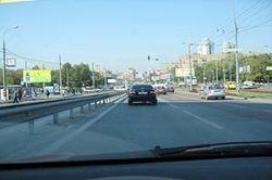 Прохождение платной трассы Москва-Петербург будет изменено