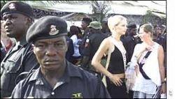 В Нигерии освобождены заложники, похищенные два дня назад