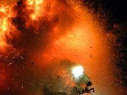 При взрыве на китайской фабрике фейерверков погибли 16 человек