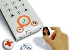 Новый телефон позволяет звонить, не нажимая ни одной цифры