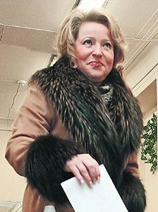 Валентина Матвиенко заявила, что знает имя будущего Президента России