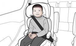 Штраф за отсутствие детских кресел может возрасти
