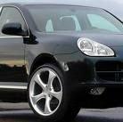 В Москве угнан очередной Porsche Cayenne