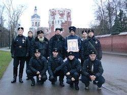МВД не нужна помощь от православных дружин