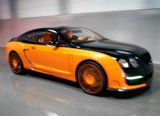 Немецкие механики придали Bentley ускорение