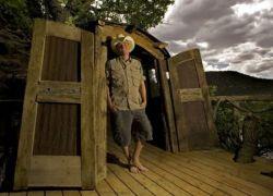 Вэл Килмер вместо пентхауса купил домик на дереве (фото)
