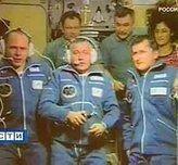 Российские космонавты рассказали, что во время приземления искрили приборы и шел дым
