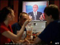Телевидение в путинской России