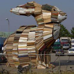 Гигантские скульптуры Флорентина Хофмана (фото)